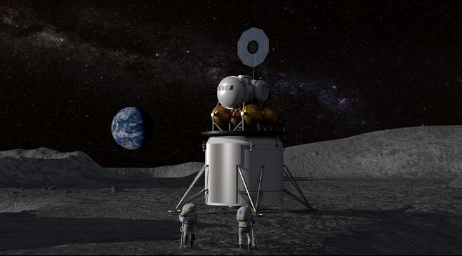 NASA поможет SpaceX и Blue Origin в разработке технологий для будущих космических полётов