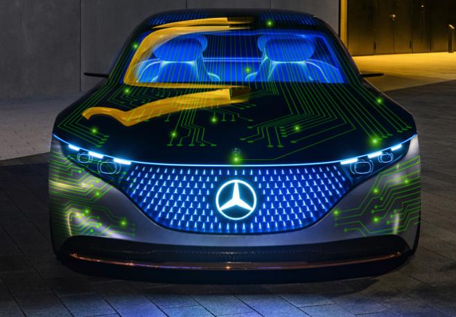 NVIDIA и Mercedes создадут автомобильный компьютер нового поколения